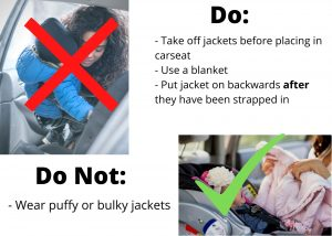 carseat winter safety