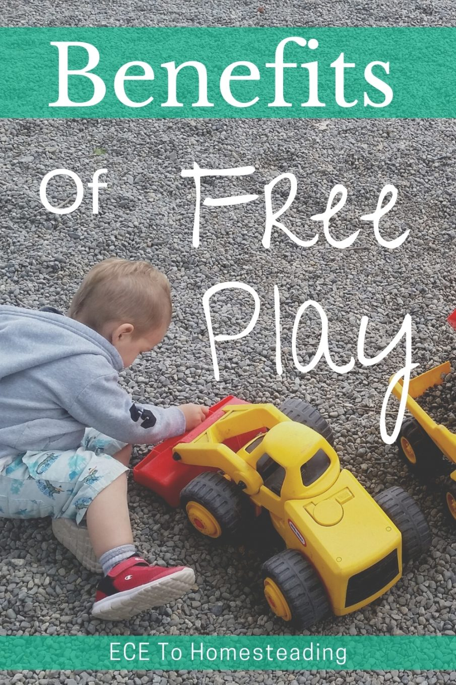 benefits of free play
